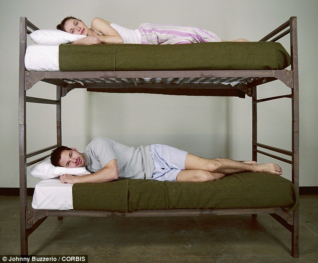Married Couples Sleeping Separate Rooms