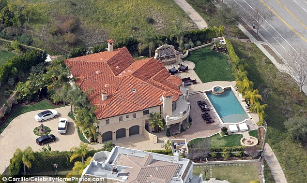 Image result for kaley cuoco house
