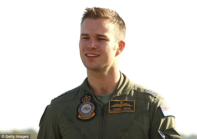 Australian Pilot Russell Adams Searching For Missing