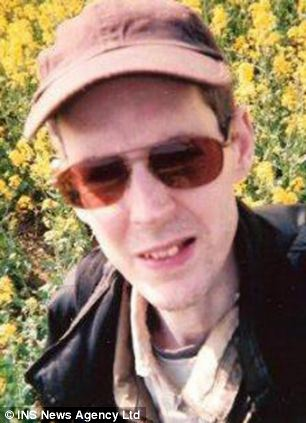 'Pushed': Mr Wood was 44 when he died weighing just five-and-a-half stone, his GP said the benefit cut 'pushed him before he died'