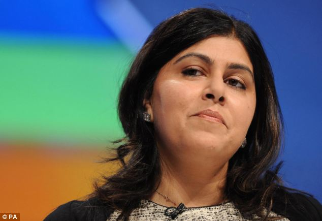 Baroness Warsi, a Tory minister, has defended David Cameron's 2006 remark that Ukip supporters were 'fruitcakes, loonies and closet racists'
