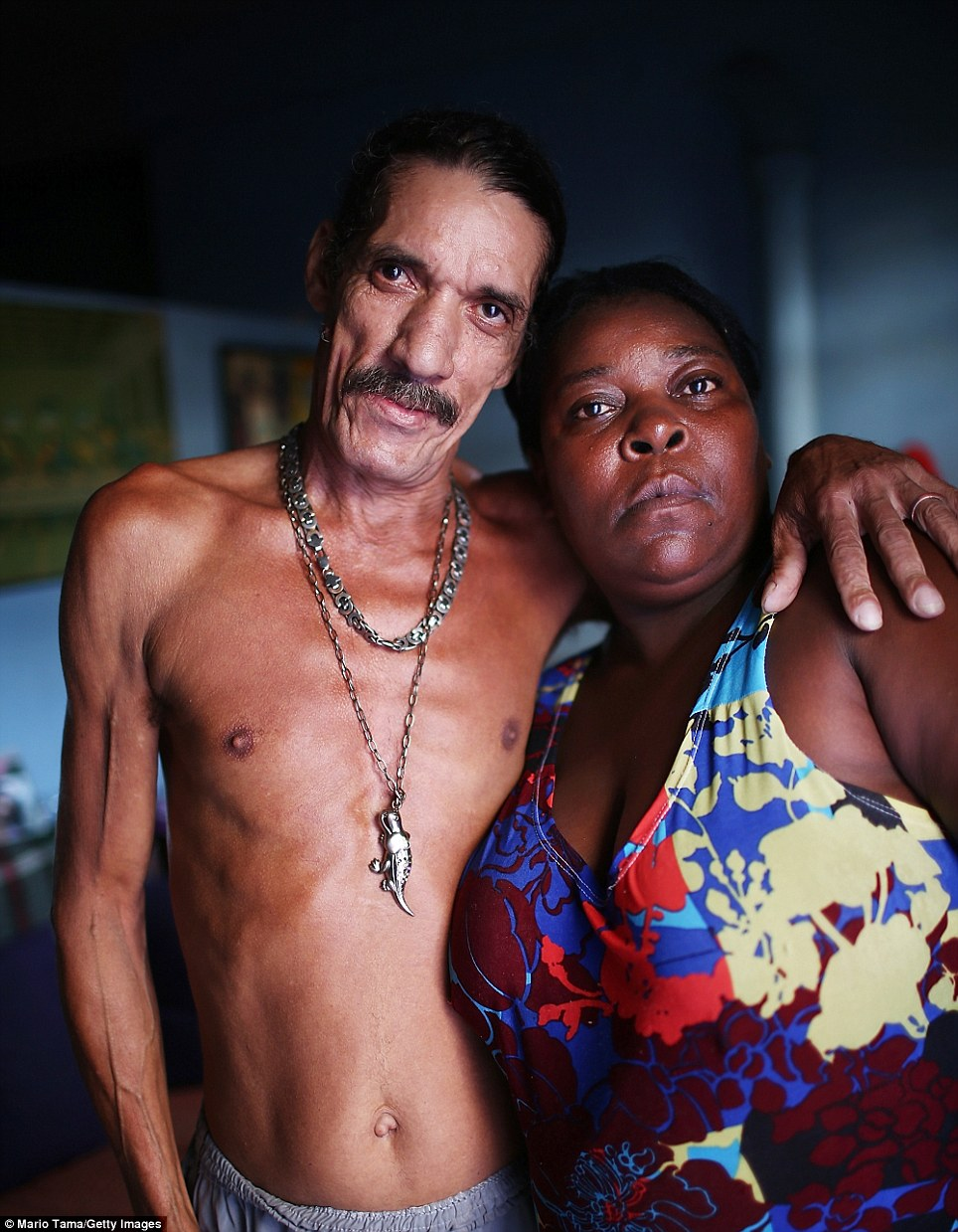 Rio has long been in the global spotlight for its slums and the drug-related violence. The government is hoping to change the face of the city with the upcoming World Cup