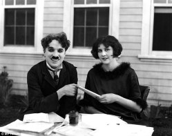 Image result for charlie chaplin and lita grey