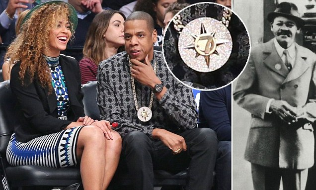Jay Z Causes Controversy By Wearing Anti White Five