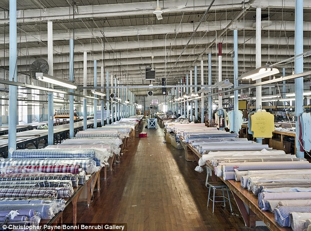 Textile Industrial Factory Worker Revolution