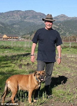 Mr Ruppert, 63, has recently moved to the Rocky Mountains, a friend said in a Facebook announcement about his death