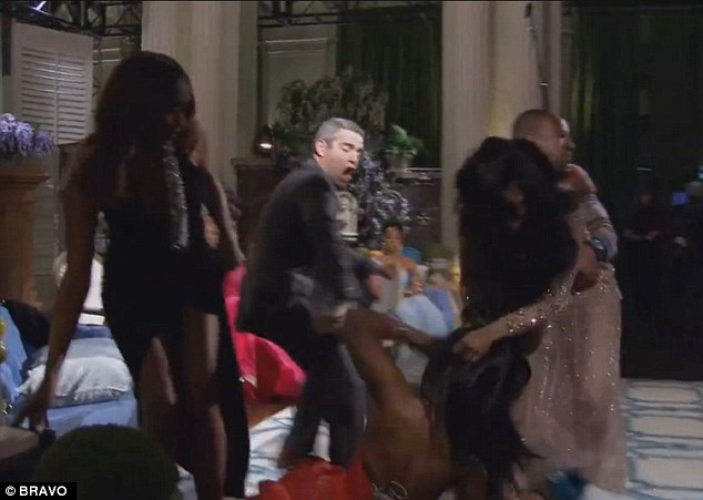 Andy Cohen Real Housewives Atlanta