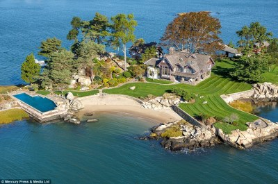 You'll have a blast! Luxury Connecticut island that comes ...