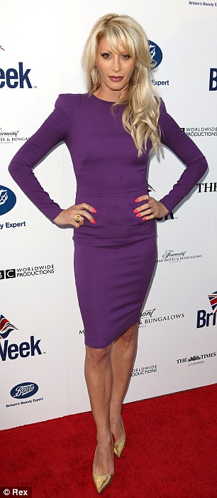 Loss Kelly Lebrock Weight