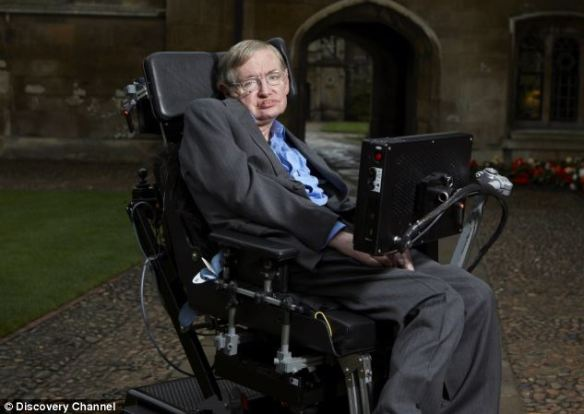 A group of scientists and entrepreneurs, including Elon Musk and Stephen Hawking (pictured), have signed an open letter promising to ensure AI research benefits humanity.