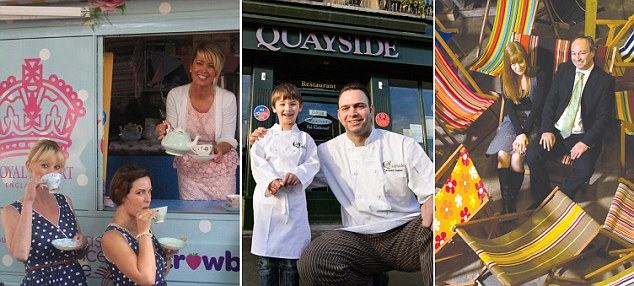 Spring celebrations: British businesses that make our bank holidays  even better