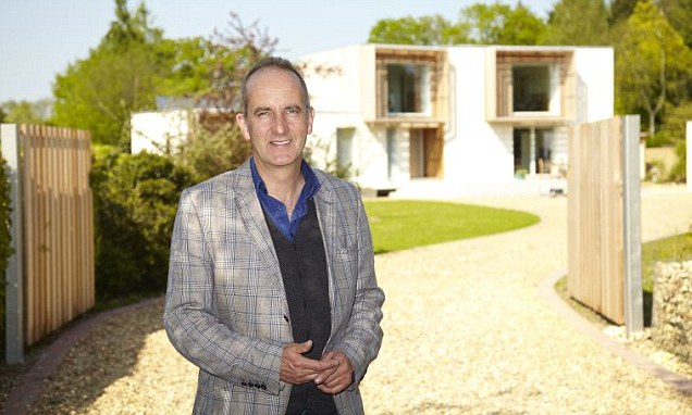 Planning Minister Nick Boles Says Building Your Own Home