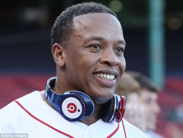 Dr. Dre, who founded Beats electronics with record producer music producer Jimmy Iovine. The firm could now be sold to Apple.