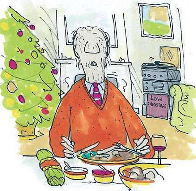 I remember you came for Christmas dinner that last time. We were playing a Christmas album with a wonderful version of Silent Night. You hadn't said a word all day, but as the song started you put your knife and fork down and sang along with them.