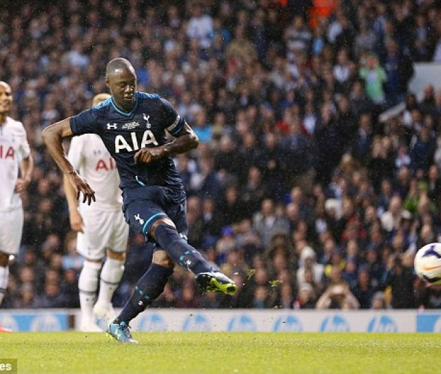 Penalty King Ledley King Slots Home His Sides First Goal From The Penalty Spot