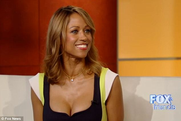 Ann Coulter's Black - Stacey Dash