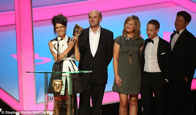 What will the Tappers think? Gogglebox won the Best Reality and Constructed Factual Award