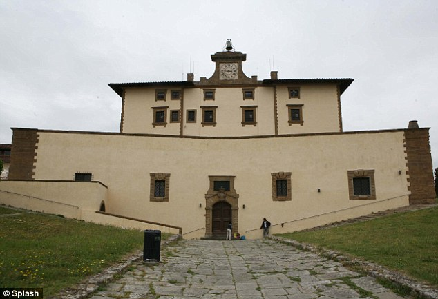 Is this the location? Forte Belvedere in Florence, Italy, is rumoured to be one of the locations where the megastar couple tie the knot later this week
