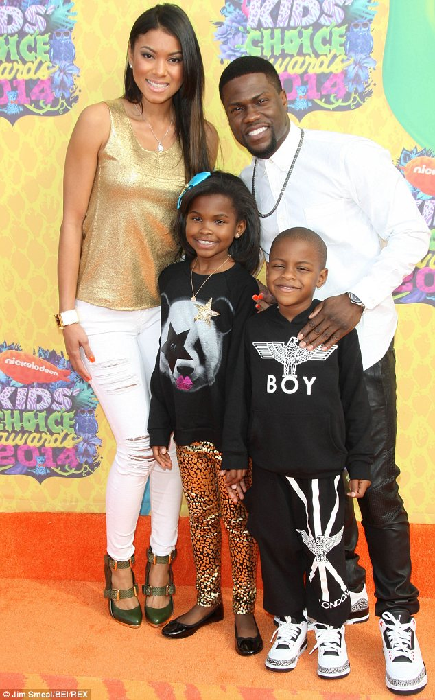 Actress Torrei Hart divorced Kevin Hart. Find out her ...