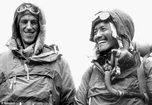 More than 4,000 climbers from around the world have scaled Mount Everest since the first ascent to its peak by New Zealander Sir Edmund Hillary and Nepalese Tenzing Norgay in 1953