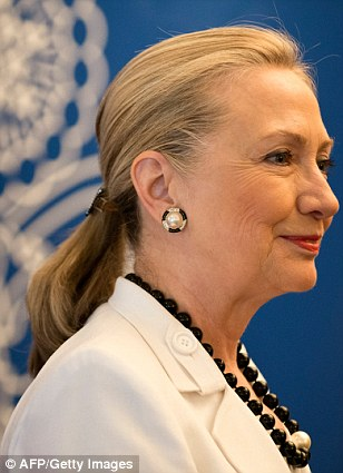 Hillary Clinton Jokes She Wished She Called Her Book The