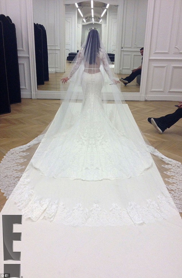 How Kim Kardashian And Kanye West Wedding Cost 12m