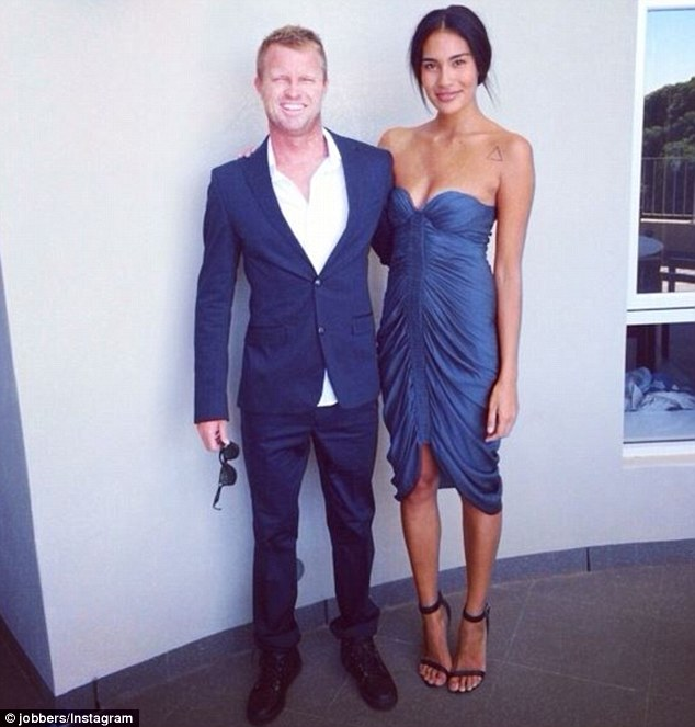 Australian Surfer Taj Burrow Finds Love With Model Rebecca