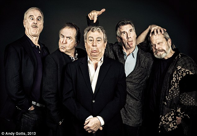 Monty Python Michael Palin Why Im Absolutely Terrified