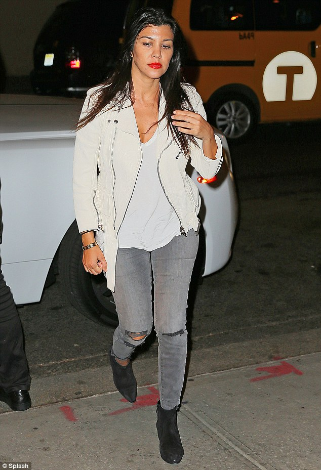Khlo Kardashian And French Montana Enjoy Double Date With