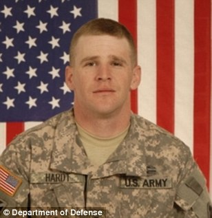Joshua M. Hardt (Applegate, California) -- Killed in action on October 3, 2009