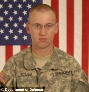 Michael P. Scusa (Villas, New Jersey)  -- Killed in action on October 3, 2009