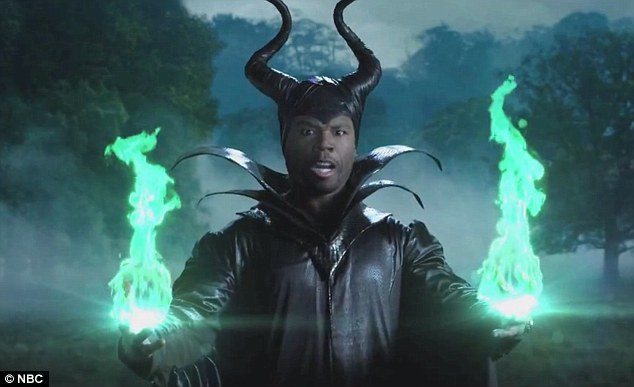 50 Cents Maleficent Spoof Trailer MaleFiftyCent On Jimmy