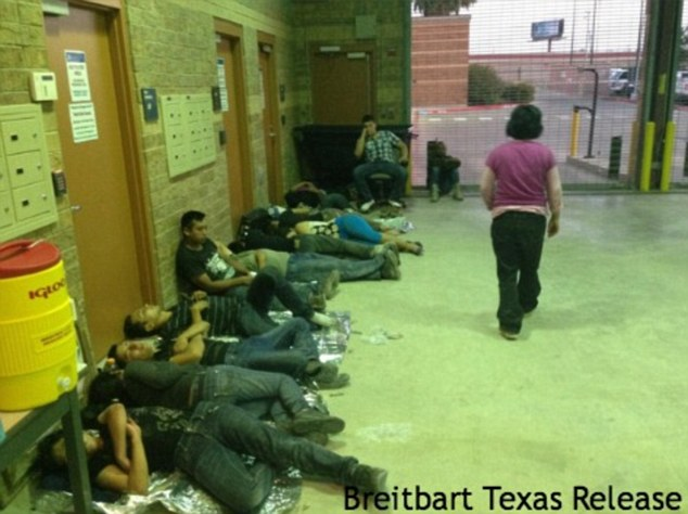 More than 33,000 minors were apprehended in the Rio Grande Valley of Texas since October last year, it has been reported