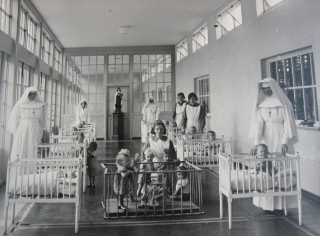 Children's homes in Ireland were often the only place where a woman pregnant out of wedlock could go