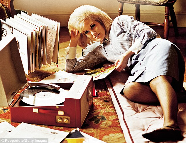 Image result for dusty springfield 1960s
