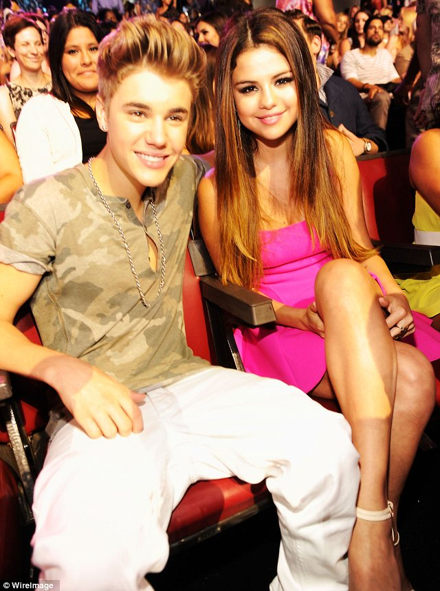 Tumultuous: Selena and Justin have broken up and got back together so many times but this may not be the last
