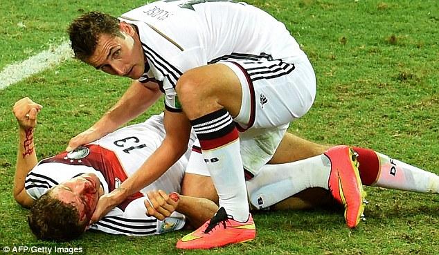 Best Defenders World Cup