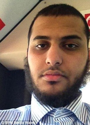 Nasser Muthana, 20, iis one of the Britons who have been radicalised