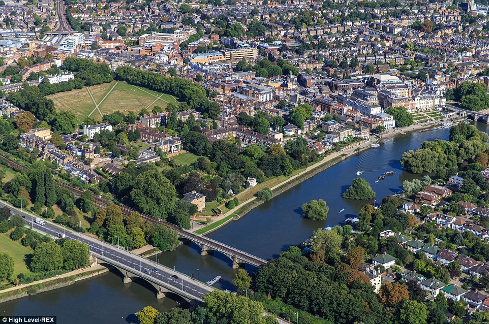 Image result for twickenham city