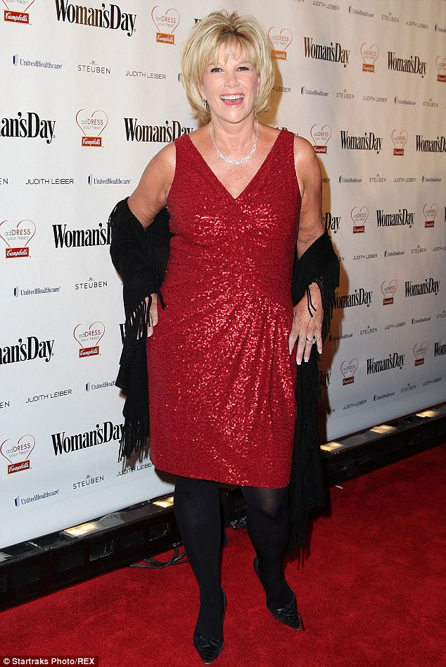 GMAs Joan Lunden Undergoes 2nd Round Of Chemotherapy For