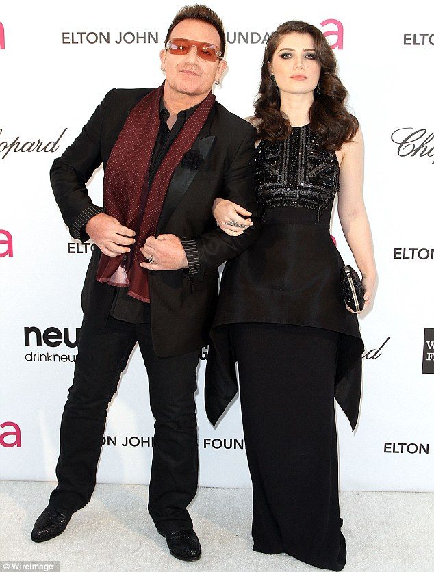 Bonos Daughter Eve Hewson Reveals How U2 Star Envies