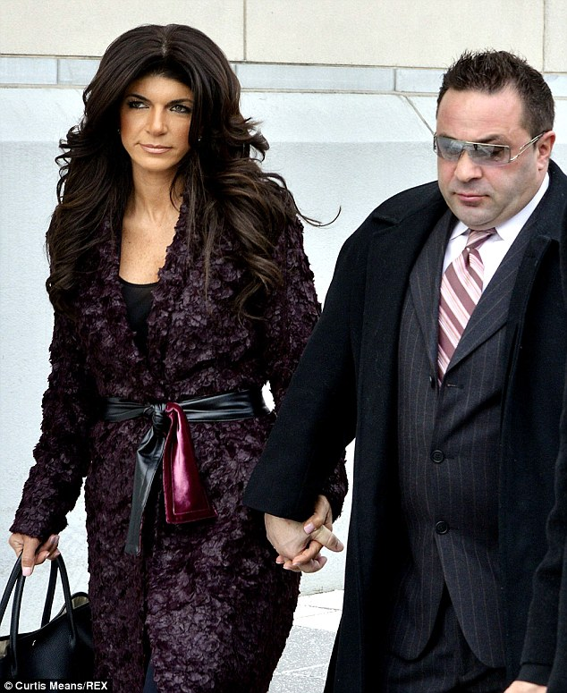 Looming: The pair will face sentencing in September, after court date was postponed due to Joe's father dying in June
