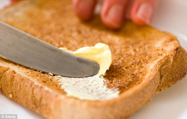Go ahead: New studies have found that saturated fats, found in butter, don't cause heart disease