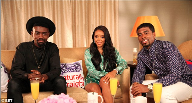 New gig: Simmons will be judging red carpet looks alongside stylist Ugo Mozie and comedian Billy Sorrells for BET's webseries The Morning After: The Fashion Round Up