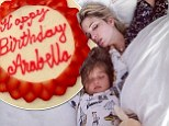 Ivank Trump daughter Arabella birthday