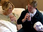 Kim Zolciak delivers twins on season three premiere of Bravo's Don't Be Tardy... then makes husband drink her placenta in a smoothie