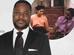 'I never had a shot!' Former Cosby kid Malcolm-Jamal Warner reveals he had a secret crush on his onscreen sister, Lisa Bonet