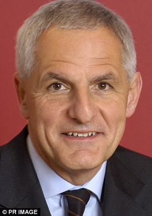 Scientist: Leading HIV researcher Joep Lange (pictured) died in the MH17 crash