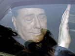 Silvio Berlusconi CLEARED of having sex with underage exotic dancer Ruby the Heartstealer at 'bunga bunga' parties