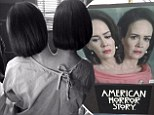 'Dot and Bette's first day': Ryan Murphy shares first photo from American Horror Story: Freak Show featuring Sarah Paulson as conjoined twins